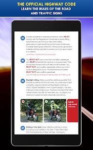 Motorcycle Theory Test UK Free 4.1 screenshot 12
