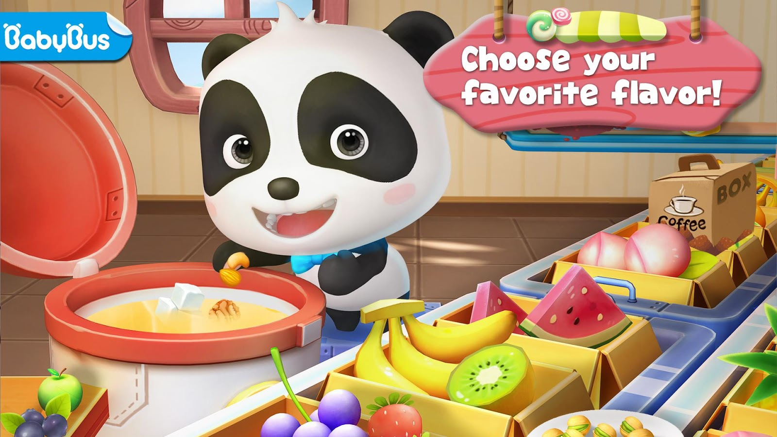 Little Panda's Candy Shop 8 36 00 07 APK Download - Android