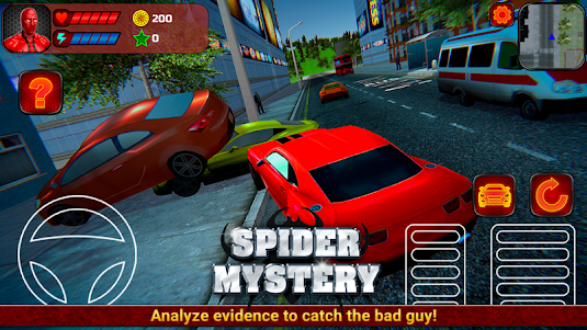 Spider Mystery 8.0.0 screenshot 4