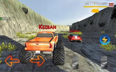 Highway Multiplayer Racing 3D 1.2 screenshot 2