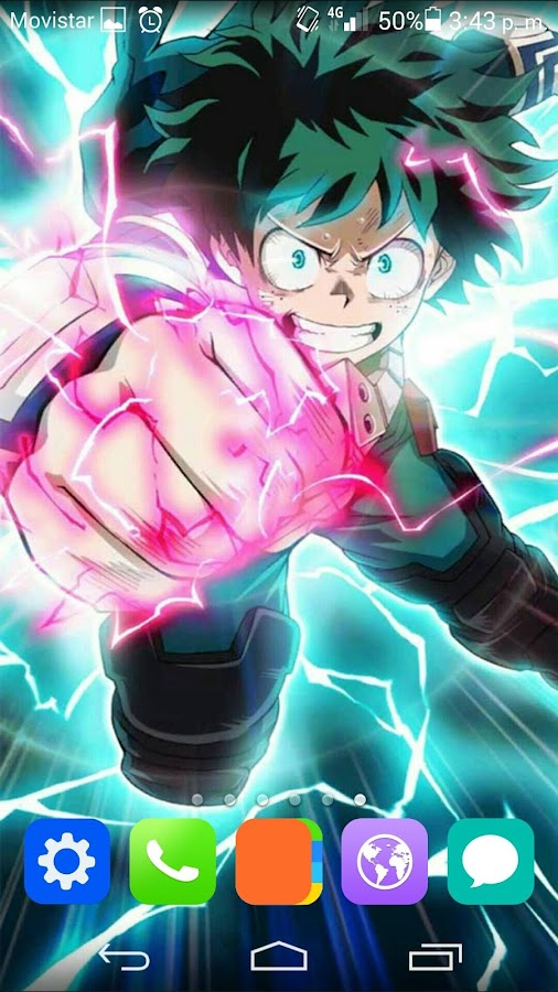 My Hero Academia Wallpapers Hd 56 Apk Download Android