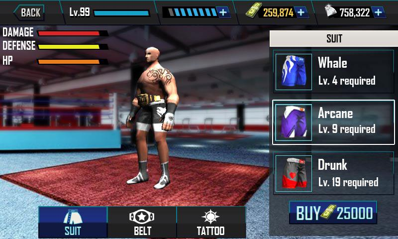 Wrestling Games For Android   Games World