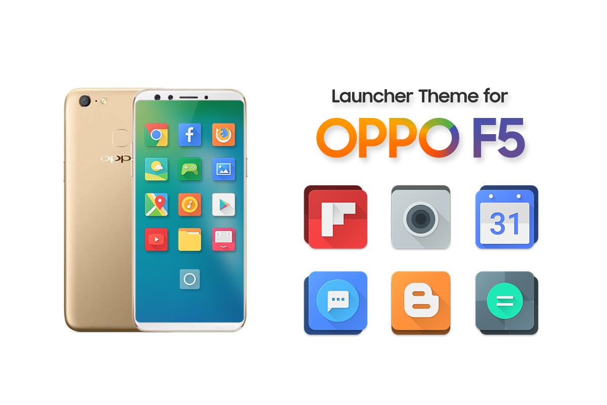 Launcher Theme for Oppo F5 1 0 3 APK Download - Android