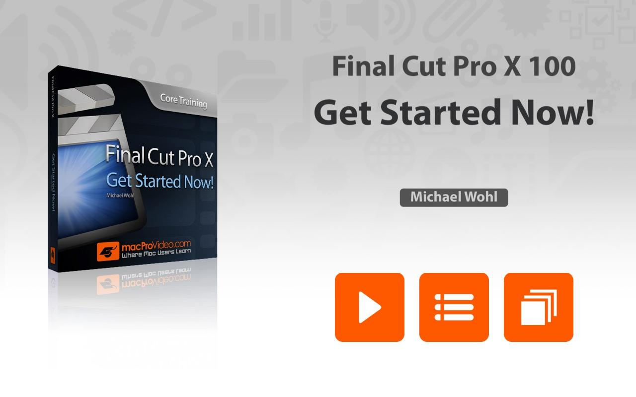 Intro Course For Final Cut Pro 1 0 APK Download - Android