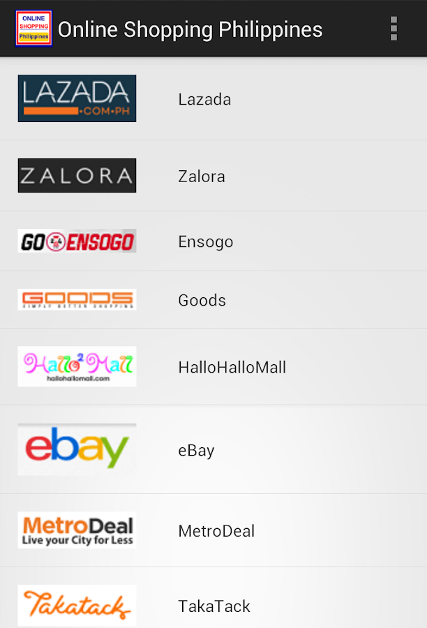 cc0247f75e1 Online Shopping Philippines 3.a.0 APK Download - Android Shopping Apps
