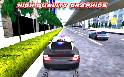 911 Crime City Police Chase 3D 1.0 screenshot 4