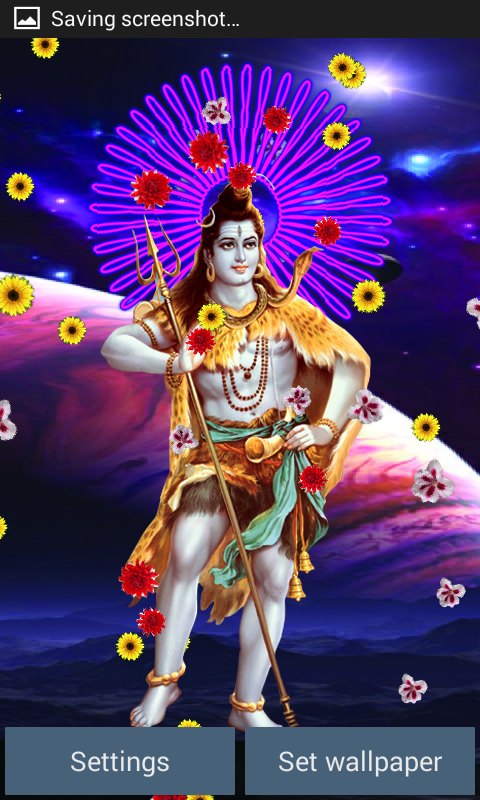 Lord Shiva Live Wallpaper 1 4 Apk Download Android Personalization