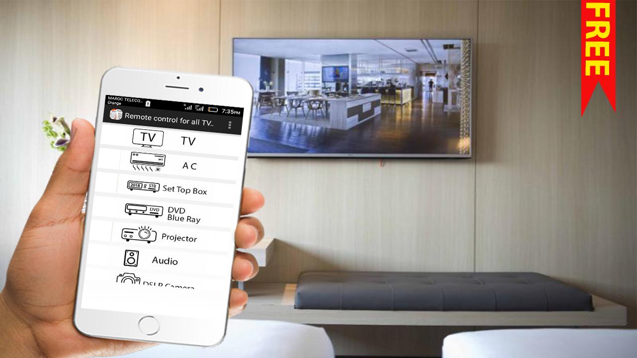 AC & TV, DVD, Set Top Box - Remote control IR 11