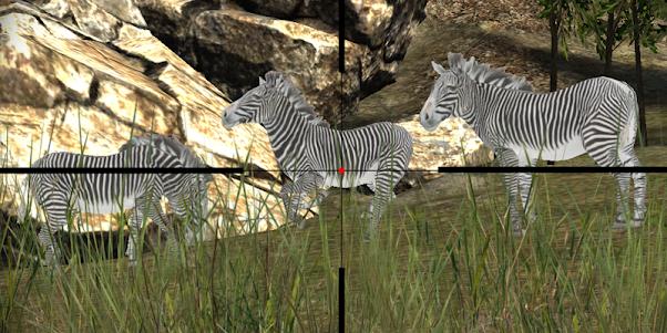 Jungle Sniper Hunter Simulator 1.1 screenshot 3