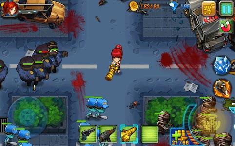 Zombie Killer - Hero vs Zombies 1.8 screenshot 16