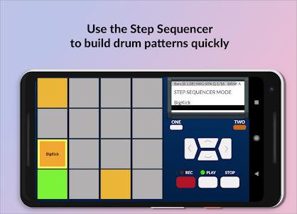 MPC MACHINE - Sampling Drum Machine Beat Maker 1.36 screenshot 8
