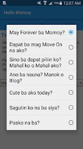 Hello Momoy 1.0 screenshot 3