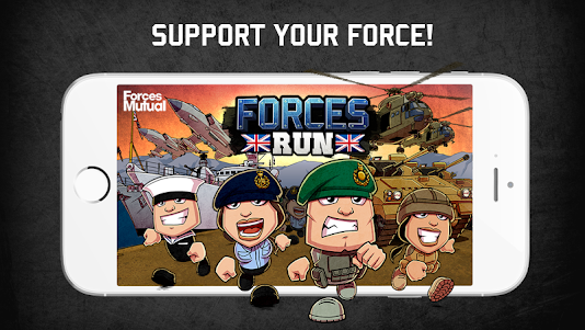 Forces Run 1.0.1 screenshot 1