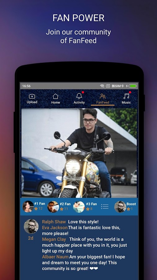 Kevin Julio Official App 1 9283 0001 APK Download - Android