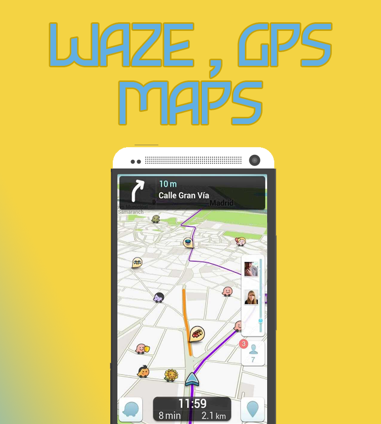 Free Waze GBS maps Tips 1 0 APK Download - Android cats