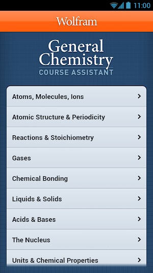 General Chemistry Course App 1 0 5329531 APK Download - Android
