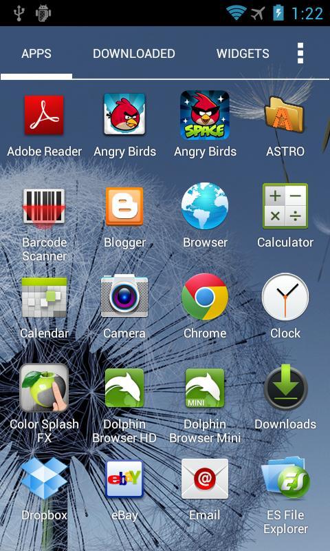Touchwhiz Apex/Nova Theme 5 0 APK Download - Android