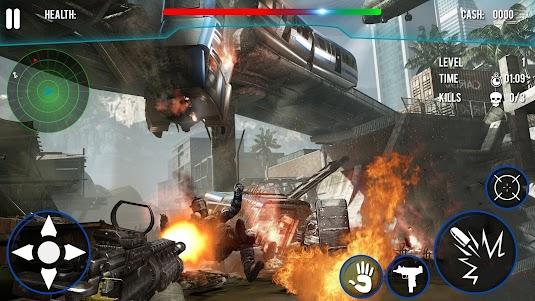 Yalghar The Revenge of SSG Commando shooter 1.0 screenshot 9