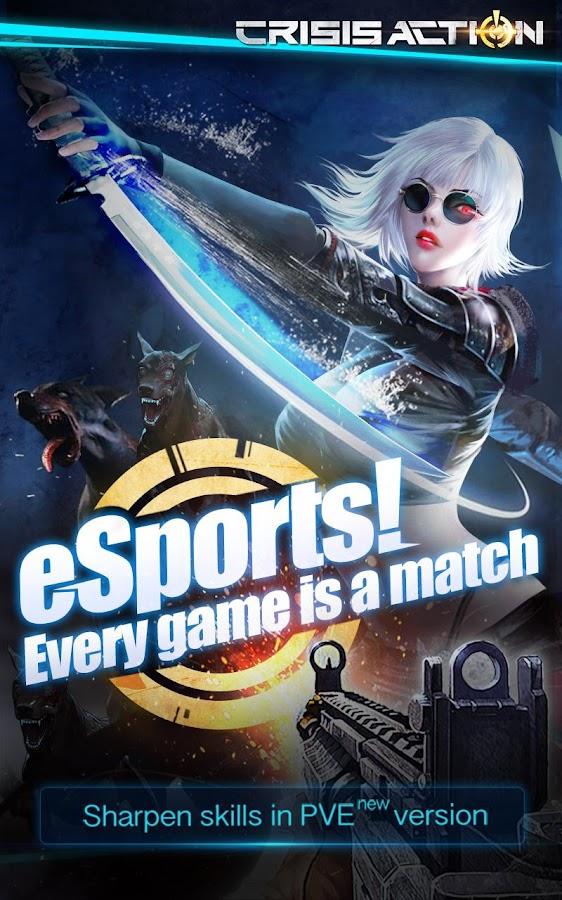Crisis Action Fps Esports 2 0 Apk Obb Data File Download