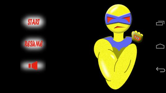 Gravity Fighter Ninja 2.0 screenshot 1