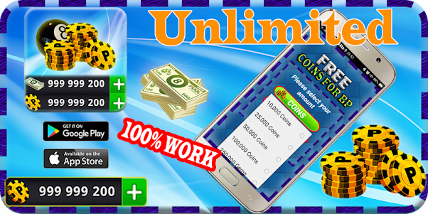 Instant ball Pool Daily Rewards Free Coins & cash 1.1 screenshot 3