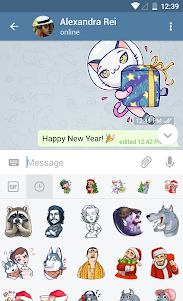 Telegram 8.1.1 screenshot 4