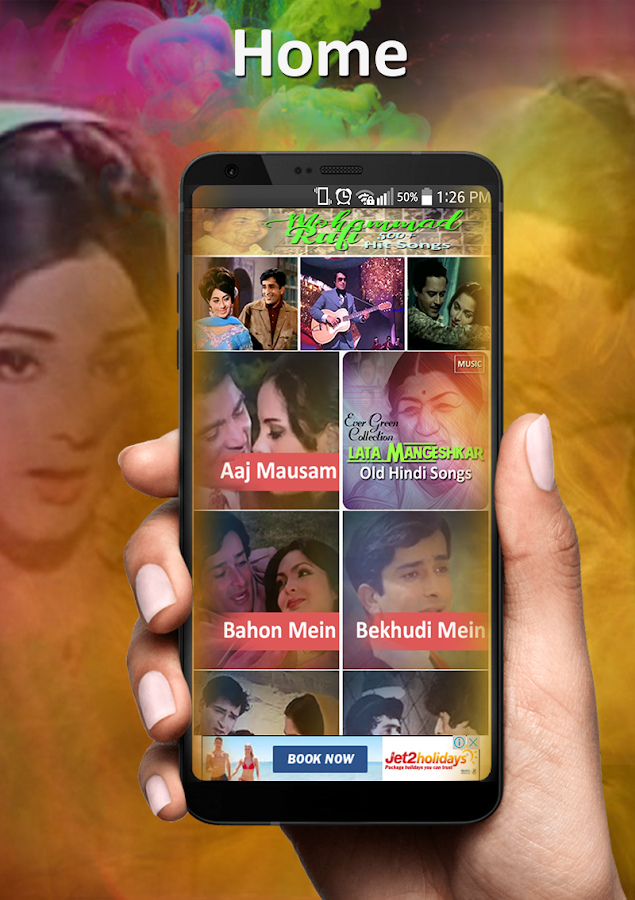 Mohammad Rafi Old Hindi Songs 1 1 Apk Download Android Music