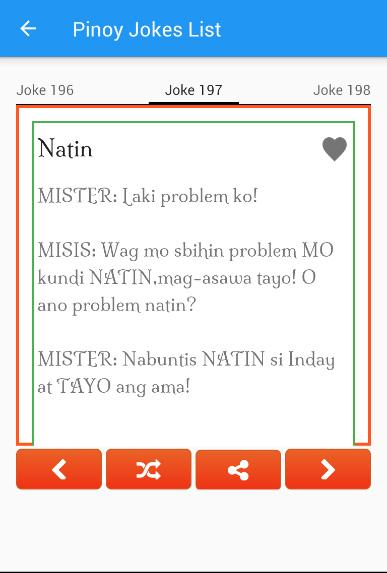 Pinoy Jokes Collection 1.1 APK Download - Android Entertainment Apps