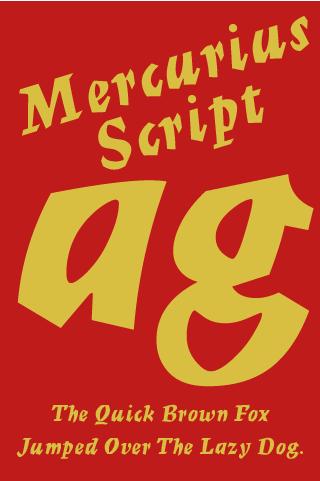 Mercurius Script FlipFont 1 0 APK Download - Android Personalization