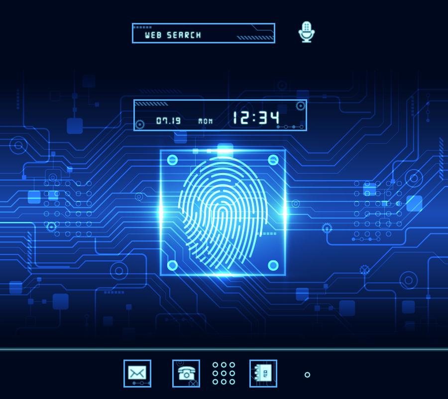 Cool Wallpaper Fingerprint Confirmation Theme 1 0 0 Apk Download
