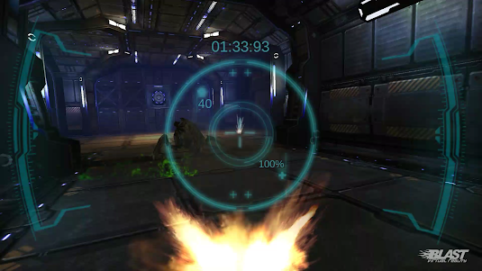 Lost Contact VR - BlastVR B1 1.2 screenshot 5