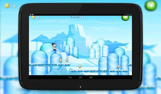 The run of Mr-bean 1.0 screenshot 2