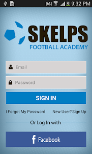 Skelps Football Academy Kuwait 1.3 screenshot 1