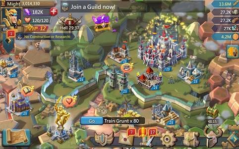 Lords Mobile 2.43 screenshot 6