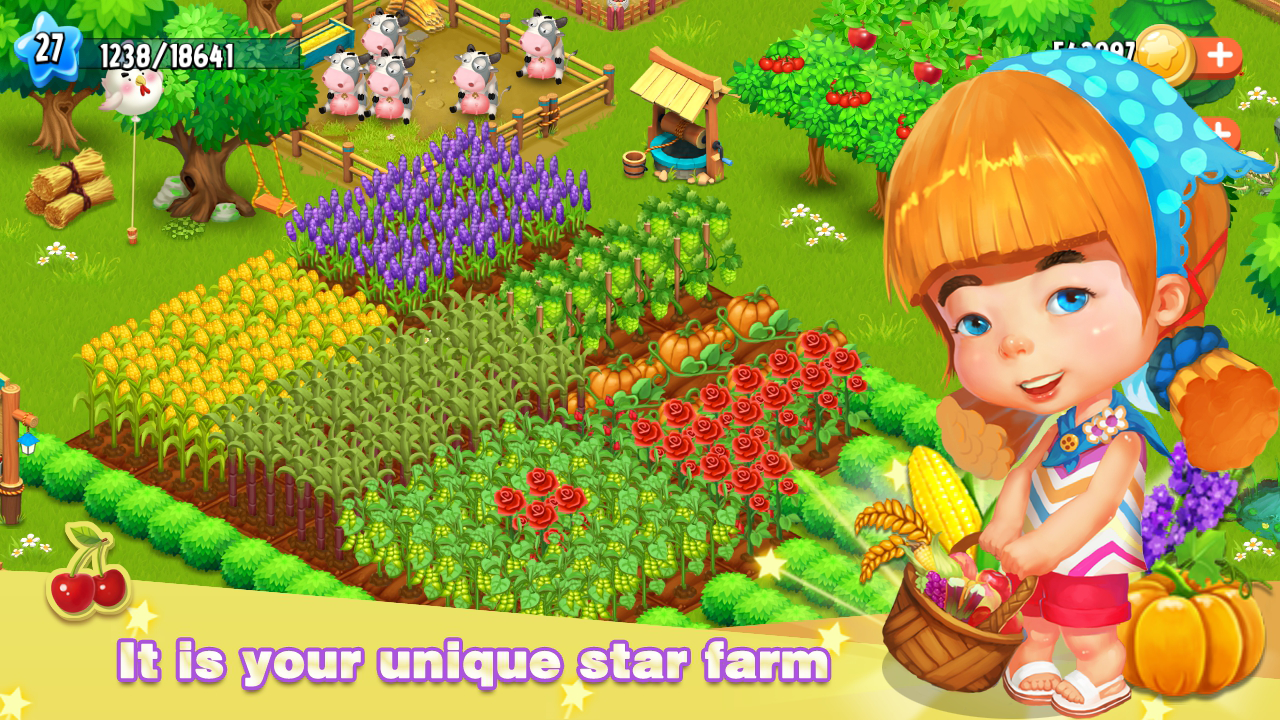 Star Farm(Farm Star axe) 1 2 7 APK Download - Android Simulation Games