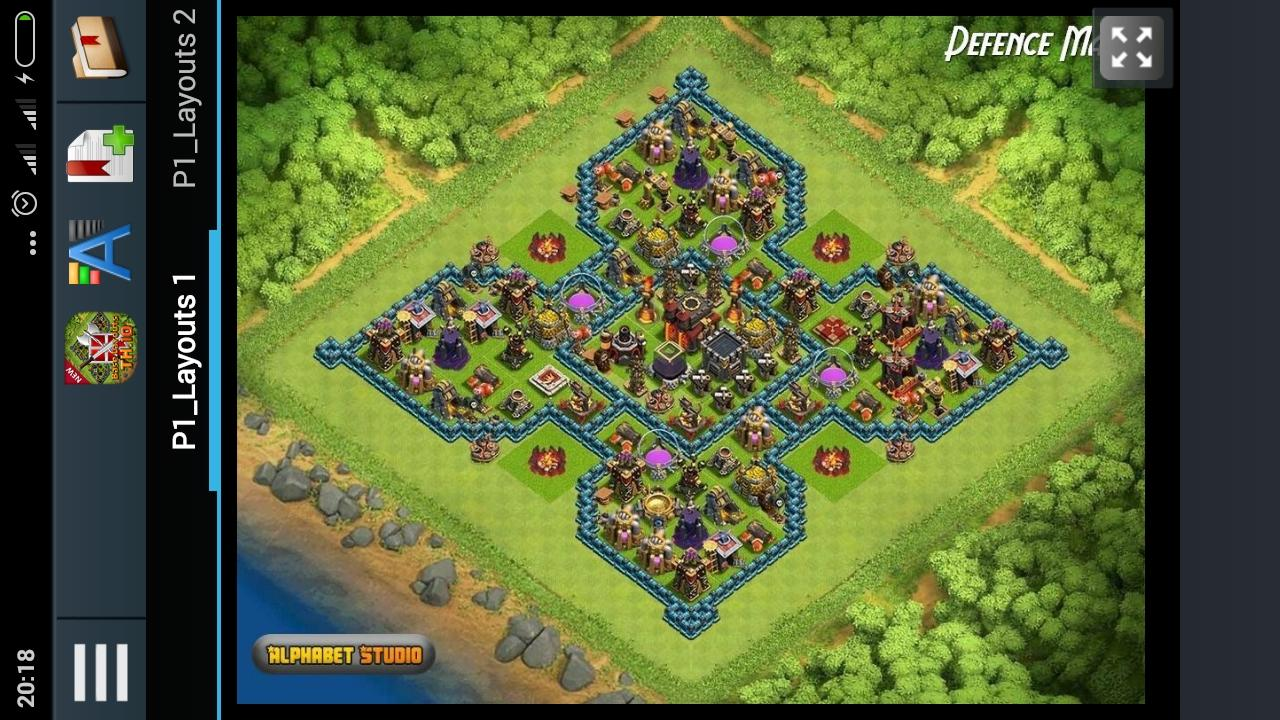Download TOP Maps COC TH10 1 1 APK Android Entertainment Apps