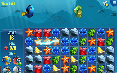 Dory's Reef 1.3.3 screenshot 20