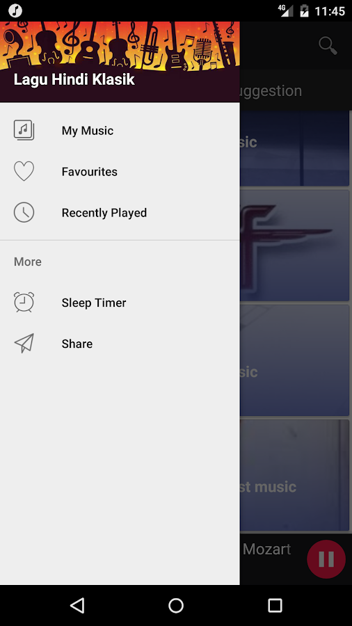 Hindi Klasik Songs 1 0 1 APK Download - Android Music & Audio Apps