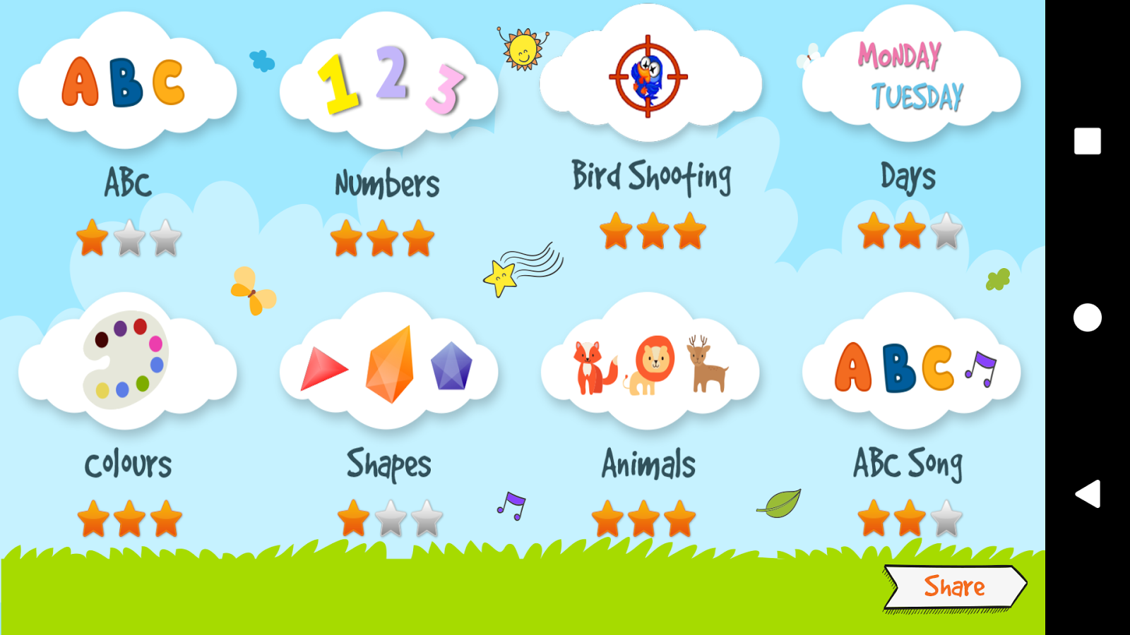 Kids ABC 123 - Alphabet Number 1.1 APK Download - Android ...