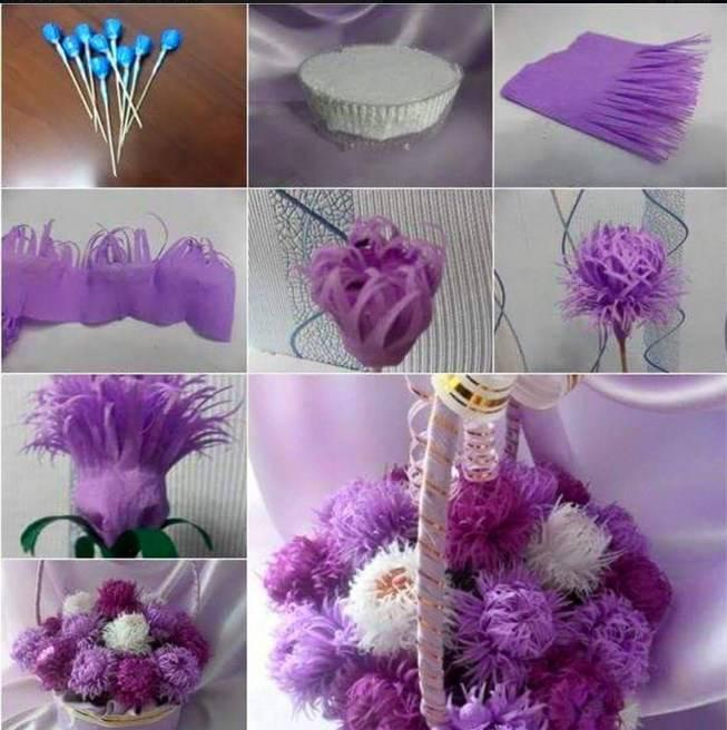 Diy Flower Craft Ideas 1 0 Apk Download Android Lifestyle Apps