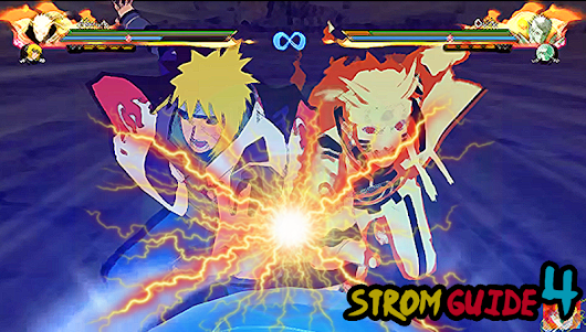 Guide Naruto Shippuden Ultimate Ninja Strom 4 :17 1.0 screenshot 2