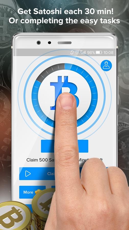 Free Bitcoin Miner: BTC Faucet 1 2 APK Download - Android Tools Apps