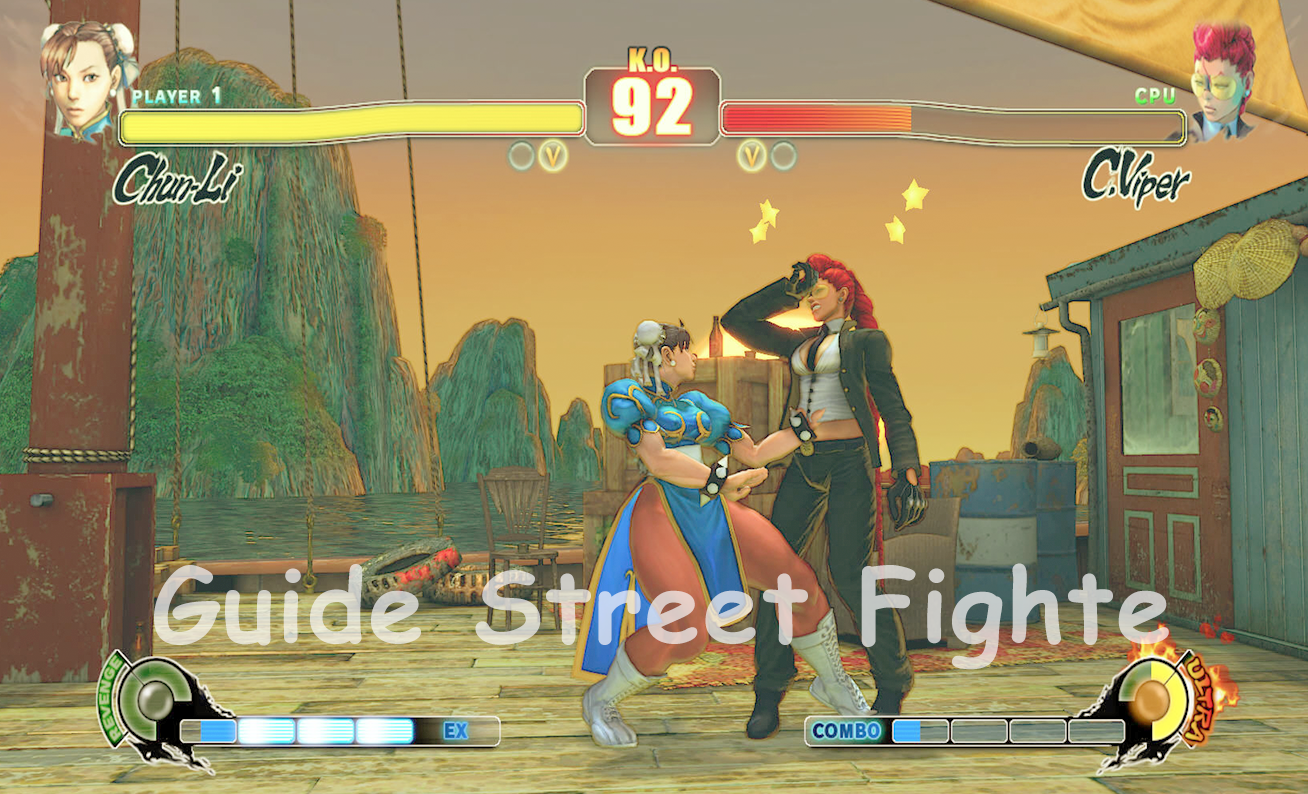 Guide for Street Fighter 1 1 APK Download - Android Books
