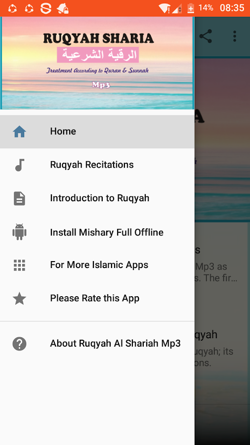 Ruqyah Al Shariah Mp3 APK Download - Android Music & Audio Apps