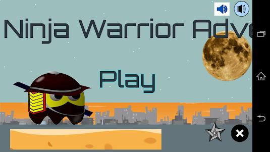 Ninja Warrior Adventure 1.1 screenshot 4