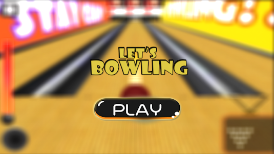 Lets Bowling 1.0 screenshot 2