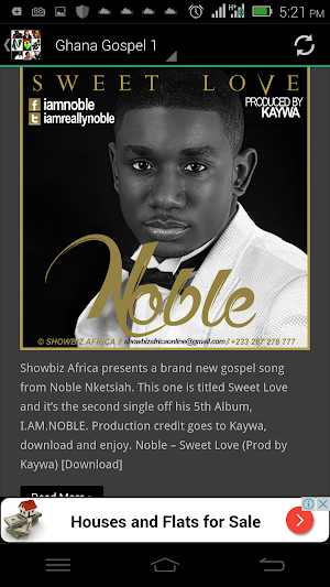 Latest Gospel Music (Africa) 1 0 APK Download - Android