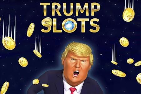 Trump Slots - Huuuuge Wins 1.0 screenshot 1