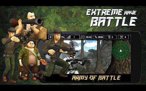 Extreme Rave Battle 1.0 screenshot 5
