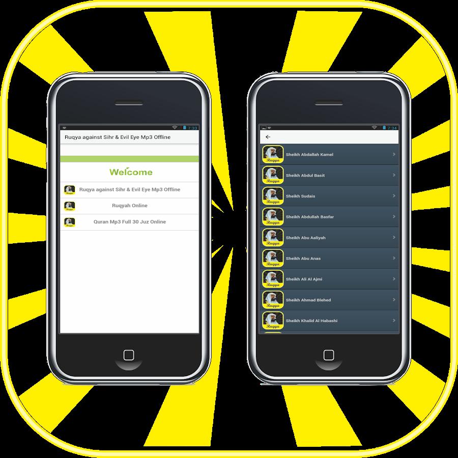 Ruqya against Sihr & Evil Eye Mp3 Offline 7 0 APK Download - Android